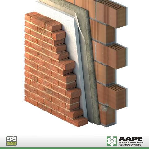 Aape - Material aislante para paredes ...